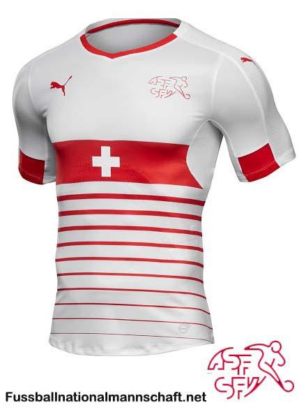 schweizer fußball trikot