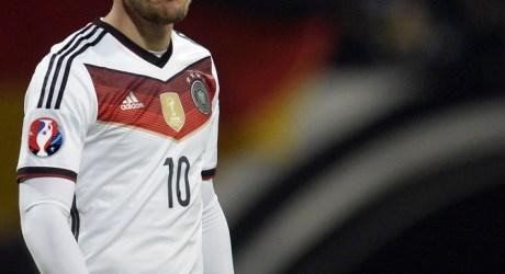 "Lukas Podolski: ""EM 2016 mein letztes großes Turnier"""
