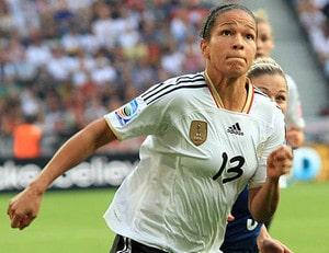 DFB-Frauen Celia Sasic © Thewomensgame