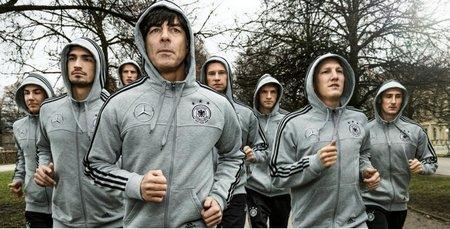 Neuer TV-Spot mit der Commerzbank mit der Deutschen Nationalmannschaft