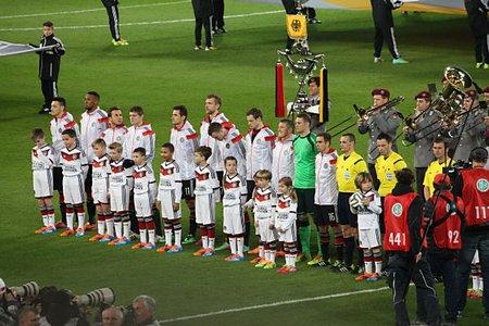 DFB-Kader zur WM 2014
