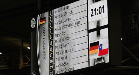 DFB-Kader für die WM 2014 in Brasilien