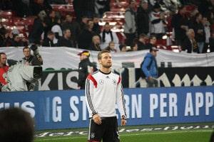 Shkodran Mustafi Länderspiel gegen Polen