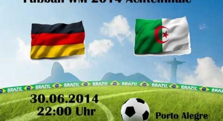Deutschland- Algerien: Vorbericht: Aufstellung, Tipp & TV live