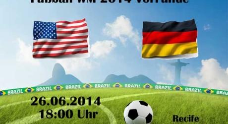 USA – Deutschland Vorbericht: Aufstellung, Tipp & TV live