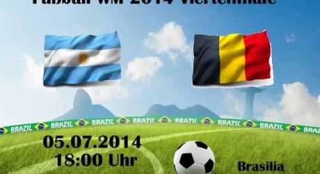 Argentinien – Belgien Vorbericht: Aufstellung, Tipp & TV live