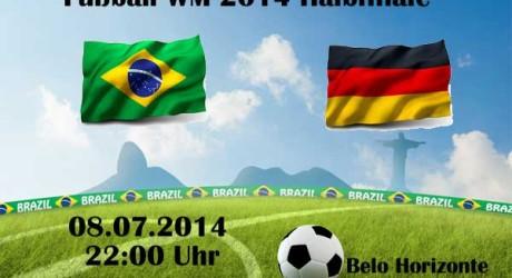 Brasilien – Deutschland Vorbericht: Aufstellung, Tipp & TV live