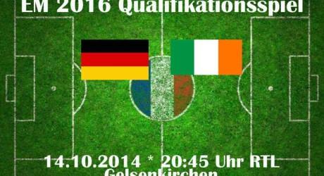 Deutschland – Irland 0:0 Ergebnis (Länderspiel heute) mit allen Infos