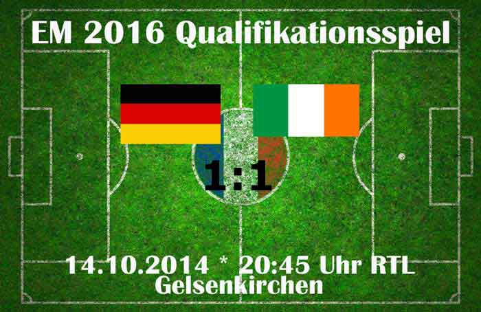 Länderspiel Ergebnis