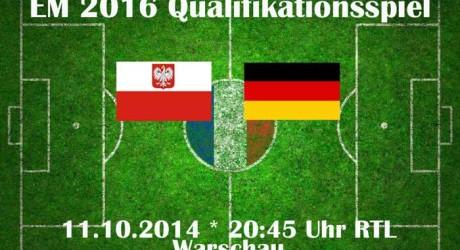 Länderspiel Polen gegen Deutschland 2:0 Aufstellung heute ( Update ): Die wichtigsten Statistiken & Ergebnisse