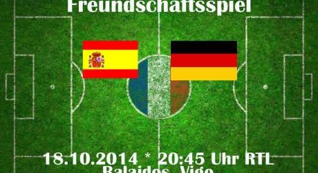 Ergebnis Spanien gegen Deutschland heute 0:1 – Alle Infos, Aufstellung zum Länderspiel