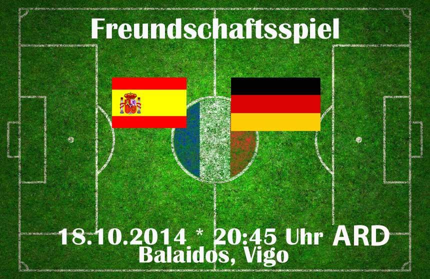 Deutschland Spanien Ergebnis