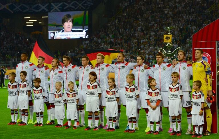 aufstellung deutschland-schottland