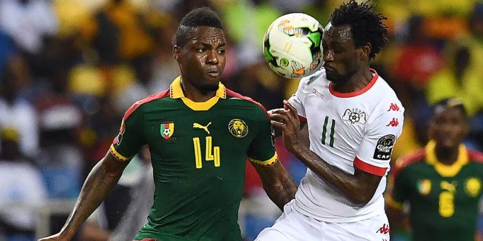 Fußball heute Spielplan & Ergebnisse : Die K.o.-Runde des Afrika Cups