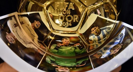 FIFA Wahl Weltfussballer 2014: Gewinner: CR 7