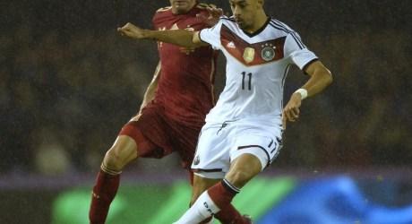 Karim Bellarabi: Vertrag bei Bayer Leverkusen mit Ausstiegsklausel