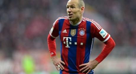 Bayern-Schock: Saison-Aus für Robben, auch Lewandowski schwer verletzt
