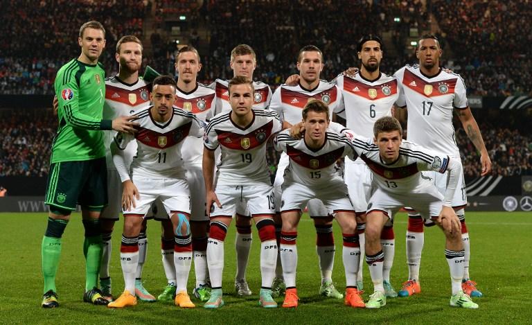 wm qualifikation gruppe deutschland