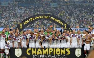 FIFA Weltrangliste Nummer 1: Deutschland (Foto AFP)