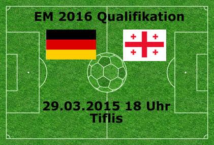 Deutschland gegen Georgien Ergebnis 2:0 – Die wichtigsten Infos (GER im 4 Sterne DFB Trikot)