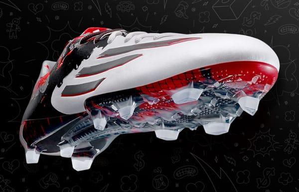 Lionel Messi's fussballschuh (adidas Presse)