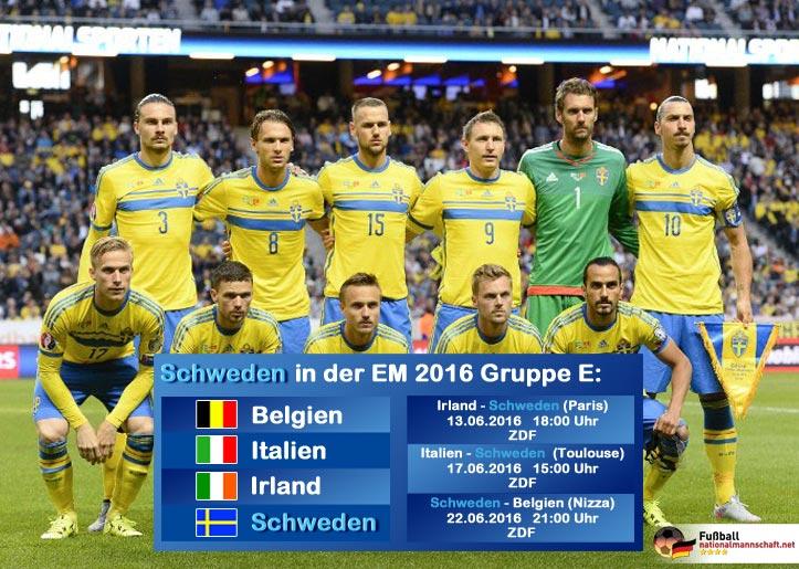 Schweden-fussballnationalmannschaft.net-kom