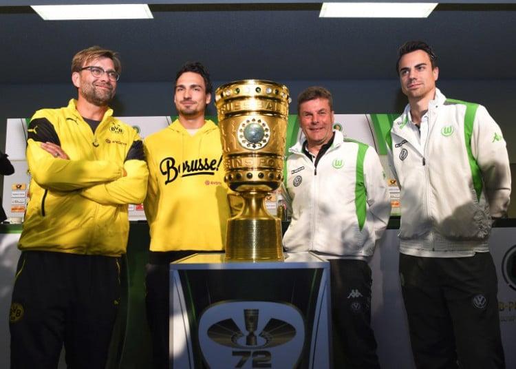 Dfb Pokalfinale Heute