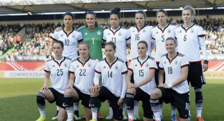 Frauenfussball Deutschland Verliert Gegen Frankreich
