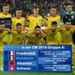 Fußball Nationalmannschaft von Rumänien