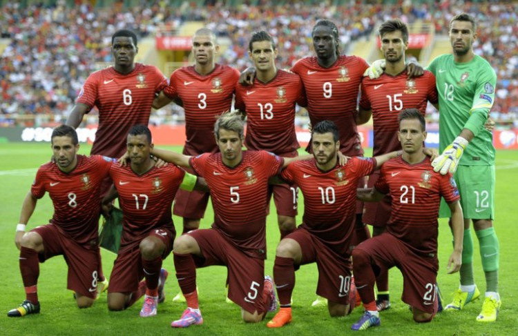 portugal nationalmannschaft 2019