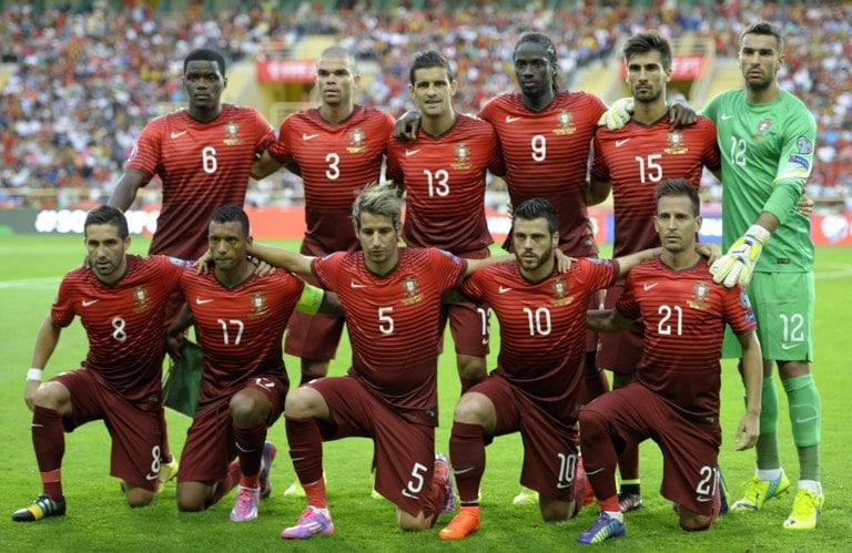 Mit einer Niederlage startete Portugal in die WM-Qualifikation