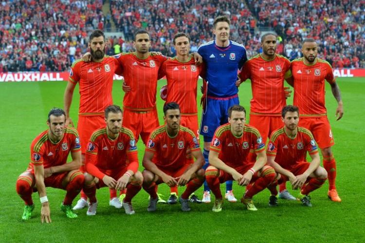 Wales Fußballnationalmannschaft Spieler