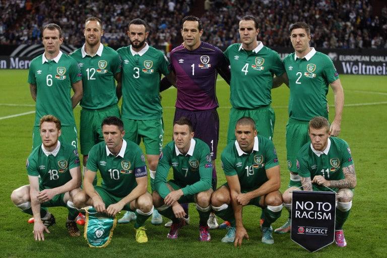 Fussball Deutschland Irland 2021