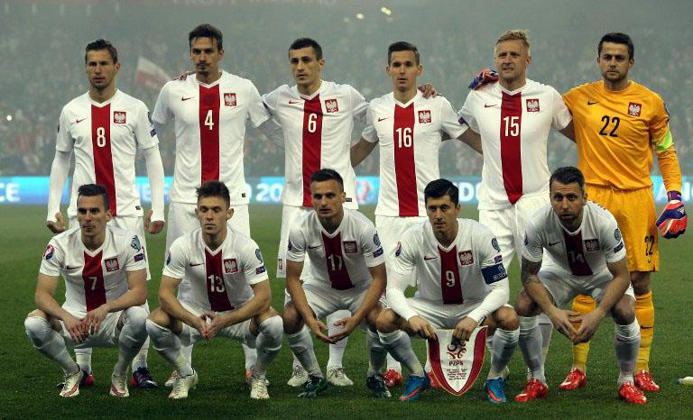 Nationalmannschaft Polen
