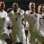 Fußball Nationalmannschaft von England