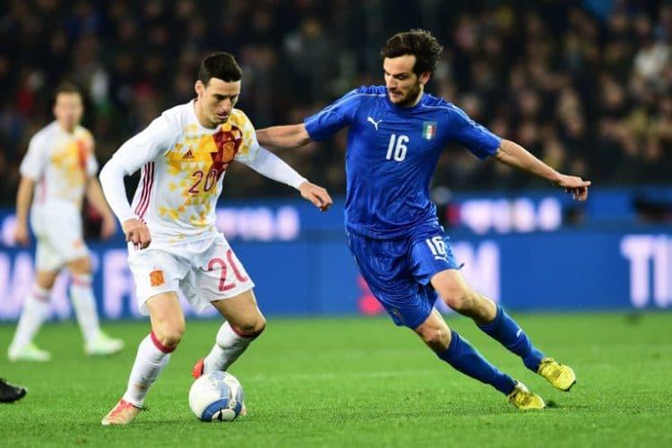 spanien vs italien