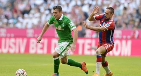 Fußball heute Ergebnis ** DFB-Pokal 2:0 FC Bayern – Werder Bremen **