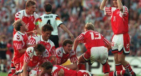 Länderspiel Deutschland gegen Dänemark am 06.06.2017