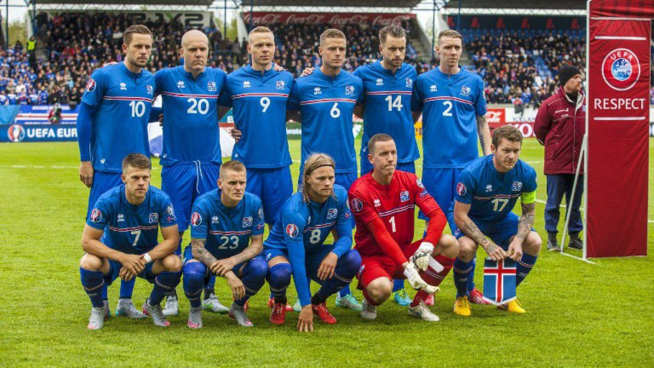 Fussballnationalmannschaft Von Island