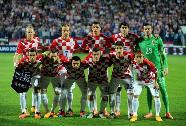 Kroatische Nationalmannschaft Spieler