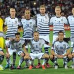 Aufstellung Länderspiele Deutschland 2015
