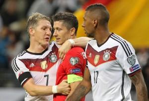 Deutschland gegen Polen bei der EM heute in Paris