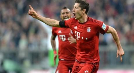 FC Bayern München Trikot von Robert Lewandowski kaufen!
