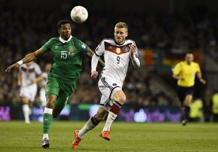 Andre Schürrle Deutschland - Irland