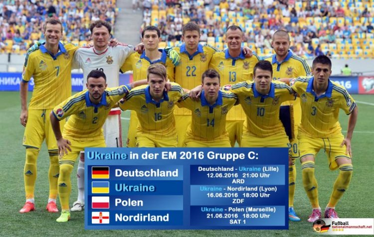 ukraine nationalmannschaft