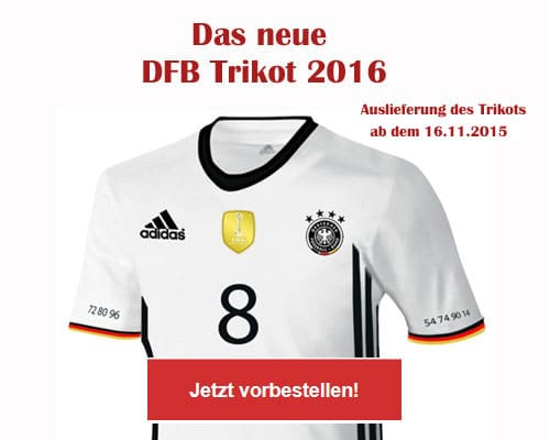 neues deutschland trikot 2016. Black Bedroom Furniture Sets. Home Design Ideas