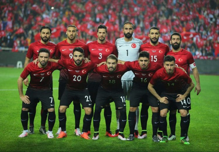 Länderspiele Türkei