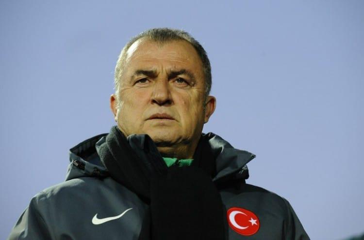 Die türkische Trainerlegende Fatih Terim. AFPHOTO / JOHN THYS