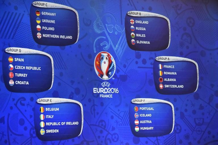 gruppen europameisterschaft