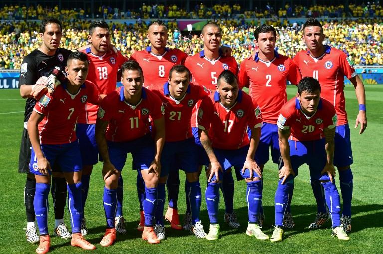 Fussball Chile